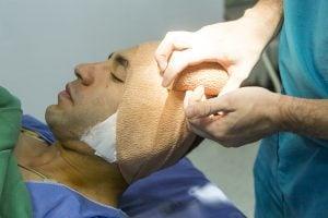 Vendaje Otoplastia Recuperacion Post Dr Almanza